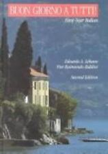 Buon Giorno A Tutti!: First-Year Italian, 2nd Edition