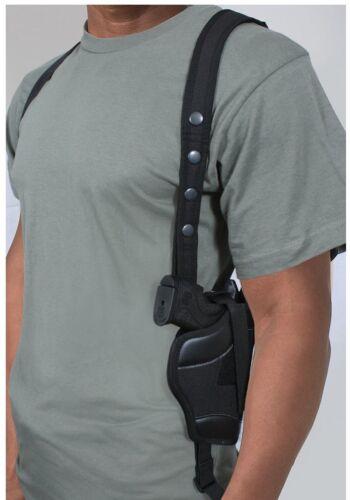 Épaule Étui Couverture Noir Rothco Military Law Enforcement 10564 10565