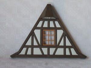 Playmobil-Fachwerkgiebel-Giebel-Fachwerk-Dach-Fachwerkhaus-Ritterburg-3666-487