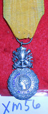XM56 French military order of Valor and Discipline, appears to be an early one