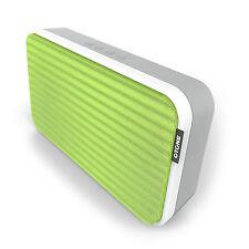 OTONE BluWall extrem flacher tragbarer Wireless Bluetooth Lautsprecher grün