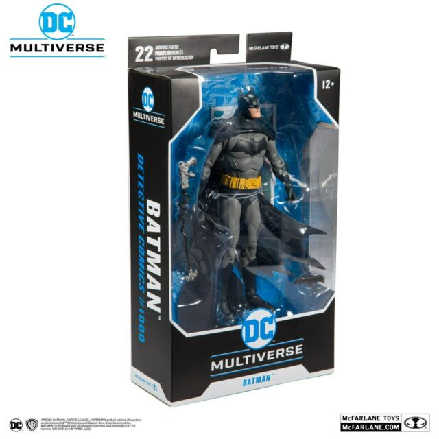 "Batman - Batman Detective Comics 1000 7"" Action Figure-MCF15001-MCFARLANE TOYS"