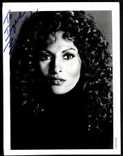 Pam Grier Original  Signiert 20x25 ## G 10130