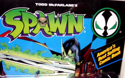 Medieval Spawn Action Figure Series 1 McFarlane Toys New 1994 Amricons