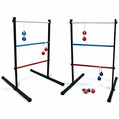 MD Sports 2 in 1 Bean Bag Washer Toss Combo w//3-Hole Boards Out Door Games NEW