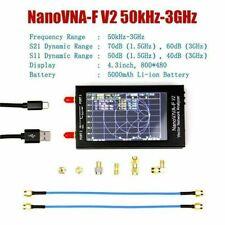 43 50khz 3ghz V2 Nanovna F Vna Vector Network Antenna Analyzer Uhf Hf Vhf New