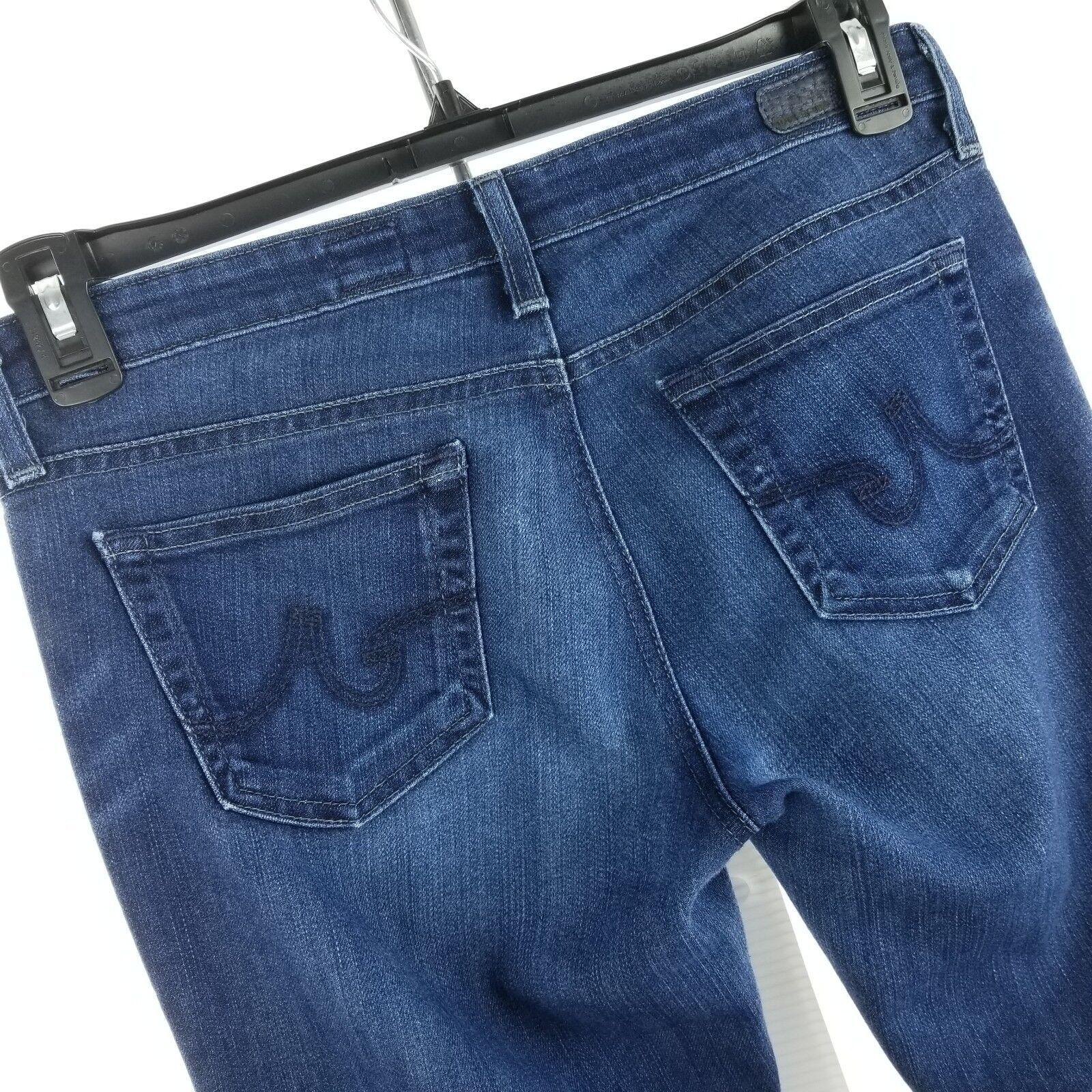 AG Adriano goldschmied Women Jeans Size 28 the Stilt Cigarette