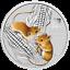 miniatuur 2 - Australien 50 Cents 2020 Jahr der Maus | Mouse (1.) Lunar III. 1/2 Oz Silber ST