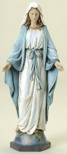 NEW-10-034-Our-Lady-of-Grace-Statue-Figurine-Virgin-Mary-Madonna-Figure-Gift-41244