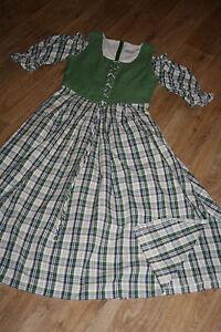 KL-4344-Drindl-costume-folklore-Corsage-dirndl-Carmen-dirndl