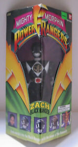 "Mighty Morphin Power Rangers - Zach - 8""- Triangle Box"