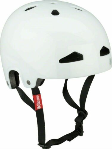 The Shadow Conspiracy FeatherWeight Bicycle Helmet Gloss White LG//XL