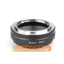 Konica AR Lens to Sony NEX-7 NEX-5N NEX-3 NEX-5 NEX-VG10 E Mount Adapter Ring