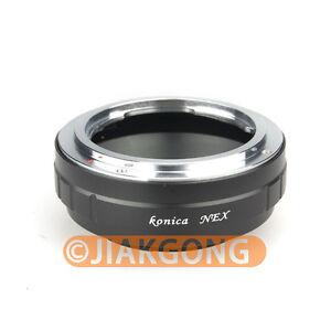 NEX Adapter Ring for Canon Lens to Sony NEX E NEX-3 NEX-5 NEX-VG10
