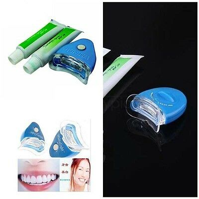Healthy Whitening Kit Dental Treatment Oral Tray One Set Cleaning Tooth Teeth