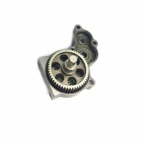 Metall Komplett Transmission Gearbox Getriebe Gear Für 1//10 Axial SCX10 RC Car