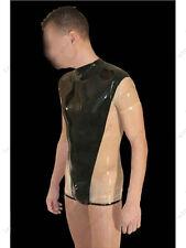 107 Latex Rubber Gummi Man Swimsuit Leotard unitard gym customized catsuit 0.4mm