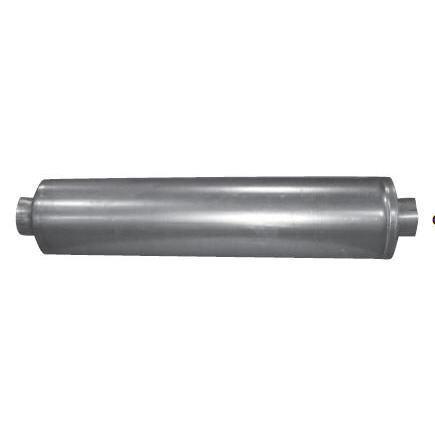 "POWER PRODUCTS Muffler 4/""X4/""X8.5/"" Round Type 1 M4485"
