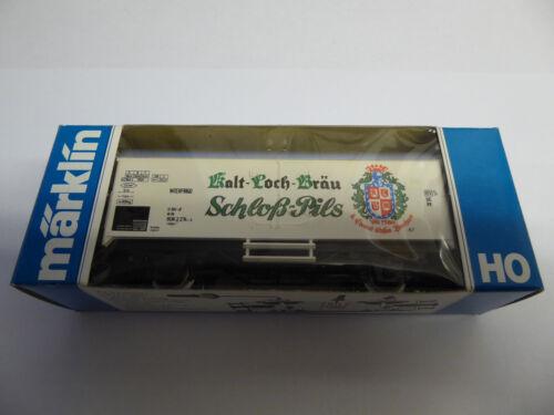 Märklin 4415 SoMo Bierwagen Schloßpils