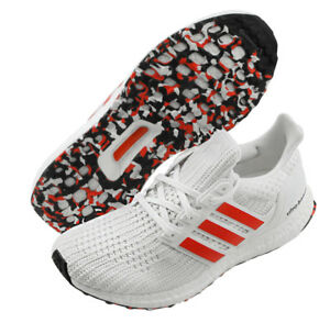 a781966f9dc49 adidas UltraBOOST Men s Running Shoes White Fitness Walking Casual ...