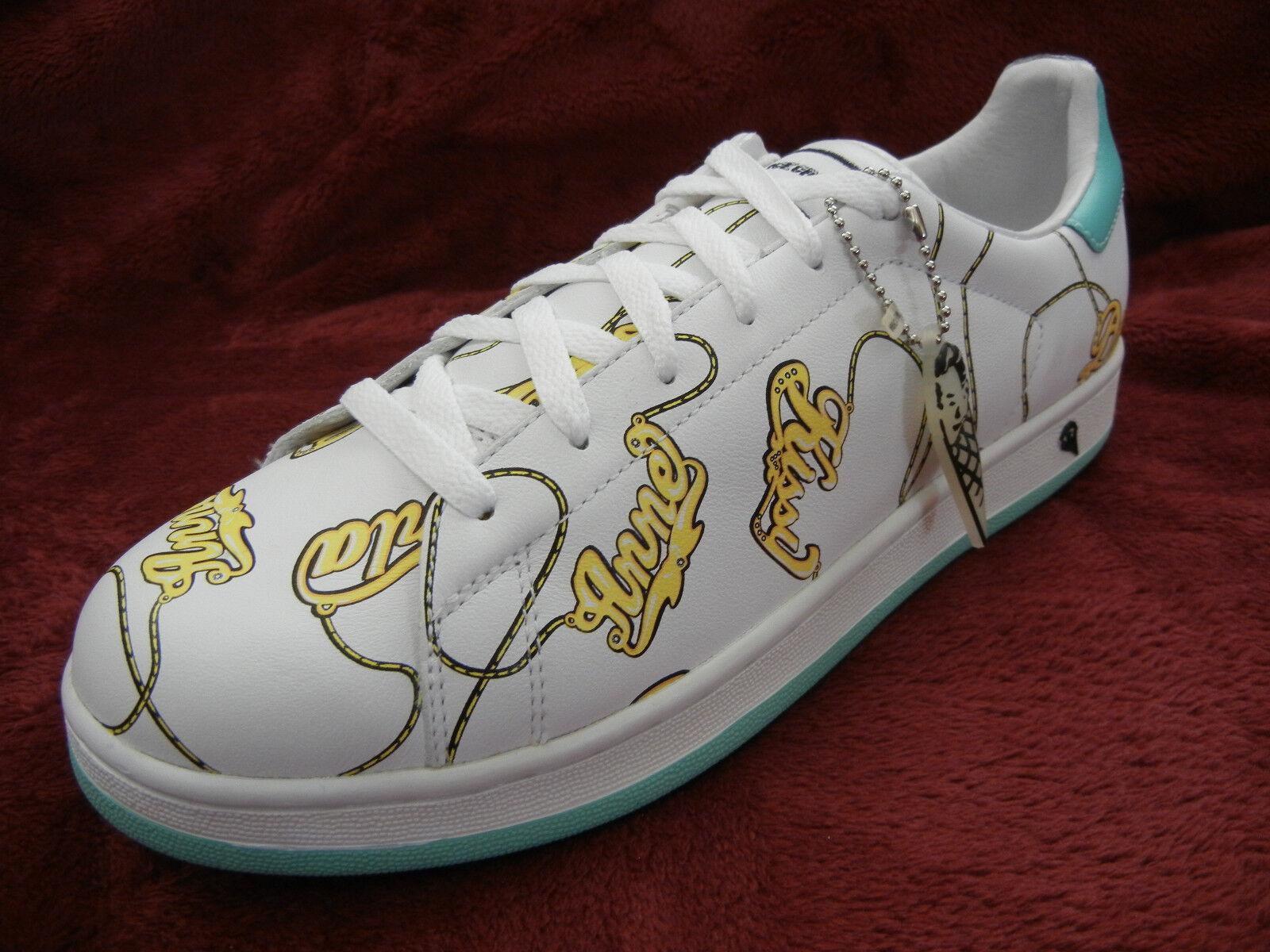 Reebok Ice Cream no.1010 テンテン #BOUTIQUES white Sneakers SIZE 10 pharrell BBC