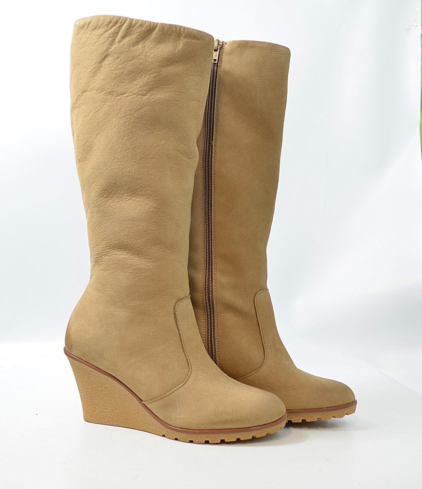 SAN MARINA Stiefel Gr. 36, 38, 40  Winter, Leder NP  Damen Schuhe 10/17 M4