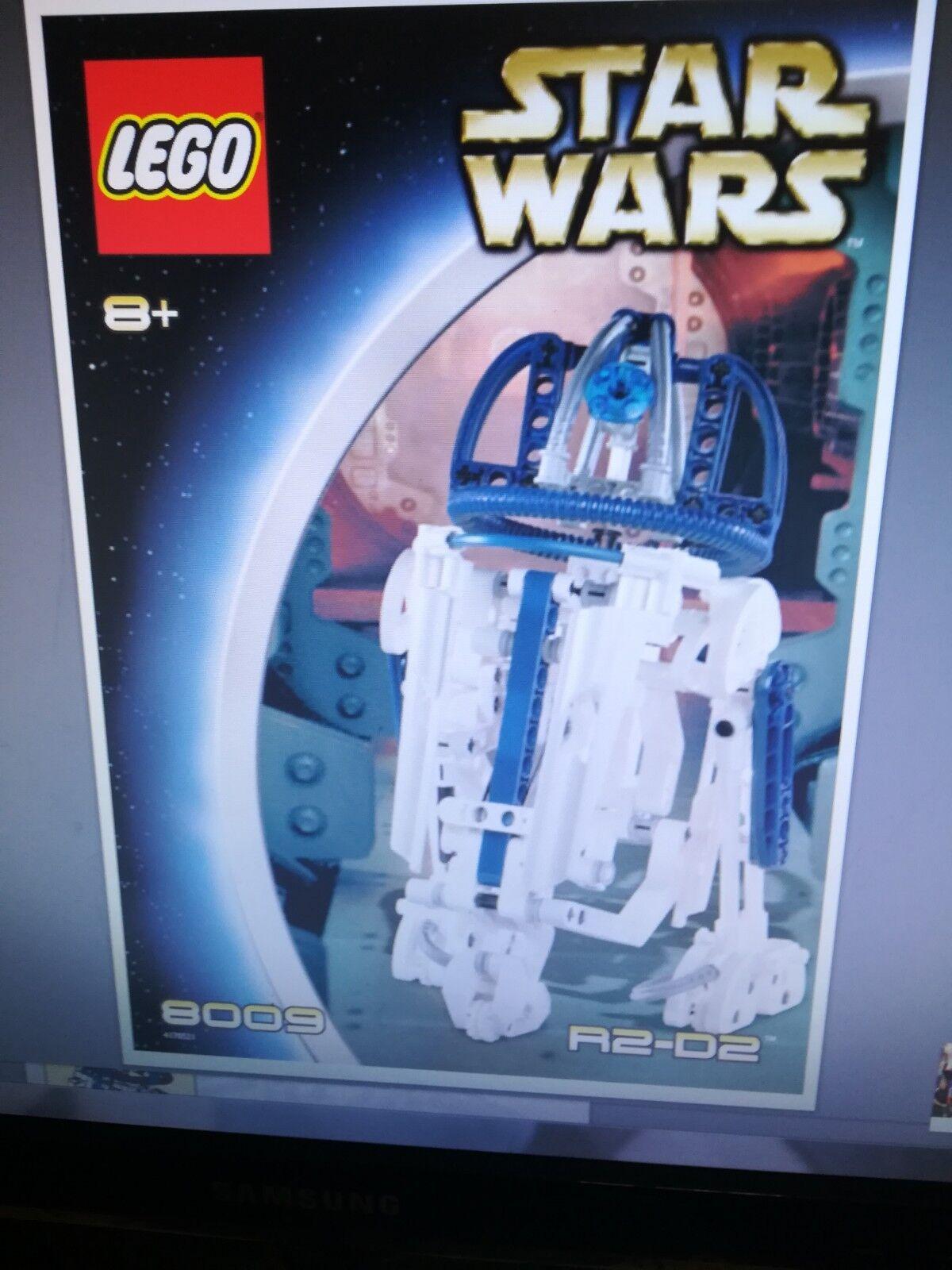 Lego Star Wars 8009 - R2-D2