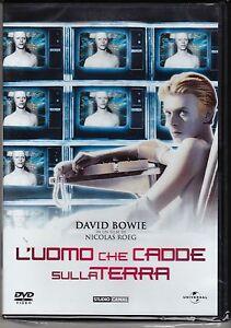 DVD-L-039-Hombre-Che-Bock-Gefallen-034-Sulla-Terra-con-David-Bowie-Nuevo-1976