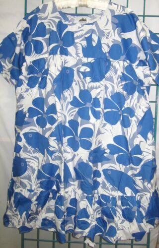 New S M L X 2X 3X Muu-Muu House Dress Shift