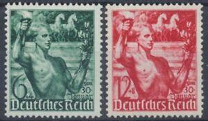 Deutsches-Reich-MiNr-660-661-postfrisch-MNH-601880