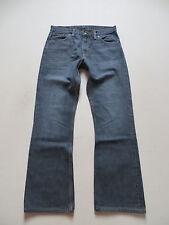 Levi's® 507 Bootcut Jeans Hose W 31 /L 32, Grau ! Faded Washed Denim, Sehr Gut !