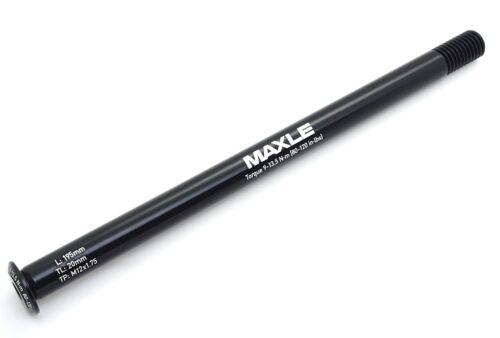 TP:M12x1.75 L:195mm//TL:20mm RockShox Maxle Stealth MTB Rear Axle 12x148mm