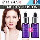 1+1 MISSHA Time Revolution Night Repair Borabit Ampoule 10ml / Korea Cosmetic