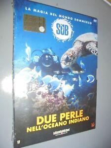 DVD-N-17-SUB-EL-MAGIA-DE-MUNDO-SUMERGIDO-DOS-PERLAS-NELL-039-OCEANO-INDIO