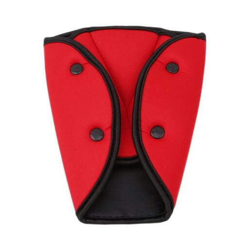 Safety Auto Car Children Kid Cover Strap Adjustable Pad Harness Seat Clip Belt S