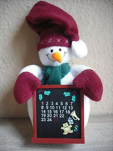 Weihnachtskalender-034-Schneemann-034