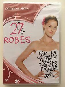 27-robes-DVD-NEUF-SOUS-BLISTER-Katherine-Heigl-James-Marsden