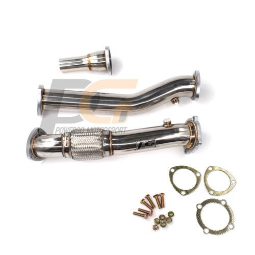 Exhaust Downpipe 3in Catless FOR Audi TT Quattro Mk1 98-06 1.8T 180HP K03 K04