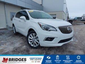 2017 Buick Envision Premium I **Heated Seats/Steering | Remote Start | Parking Assist System**