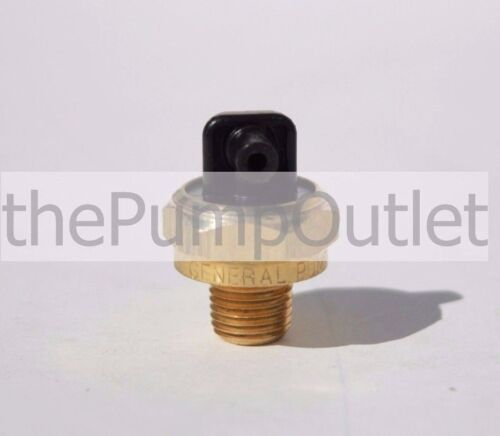 """1//4/"""" Male Pipe Thread Thermal Relief Valve by General Pump Pressure Washer Valve"""