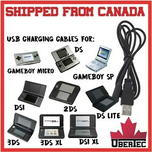 USB-Charger-Cable-GameBoy-Advance-SP-Micro-Nintendo-DS-Lite-DSi-2DS-3DS-XL