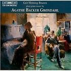 Agathe Backer-Grondahl - Agathe Backer Grøndahl: Piano Music (2001)