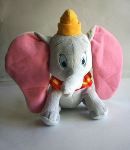 "Disney's Dumbo 12"" Plush Elephant Kohl's Cares for Kids Disney Stuffed Animal"