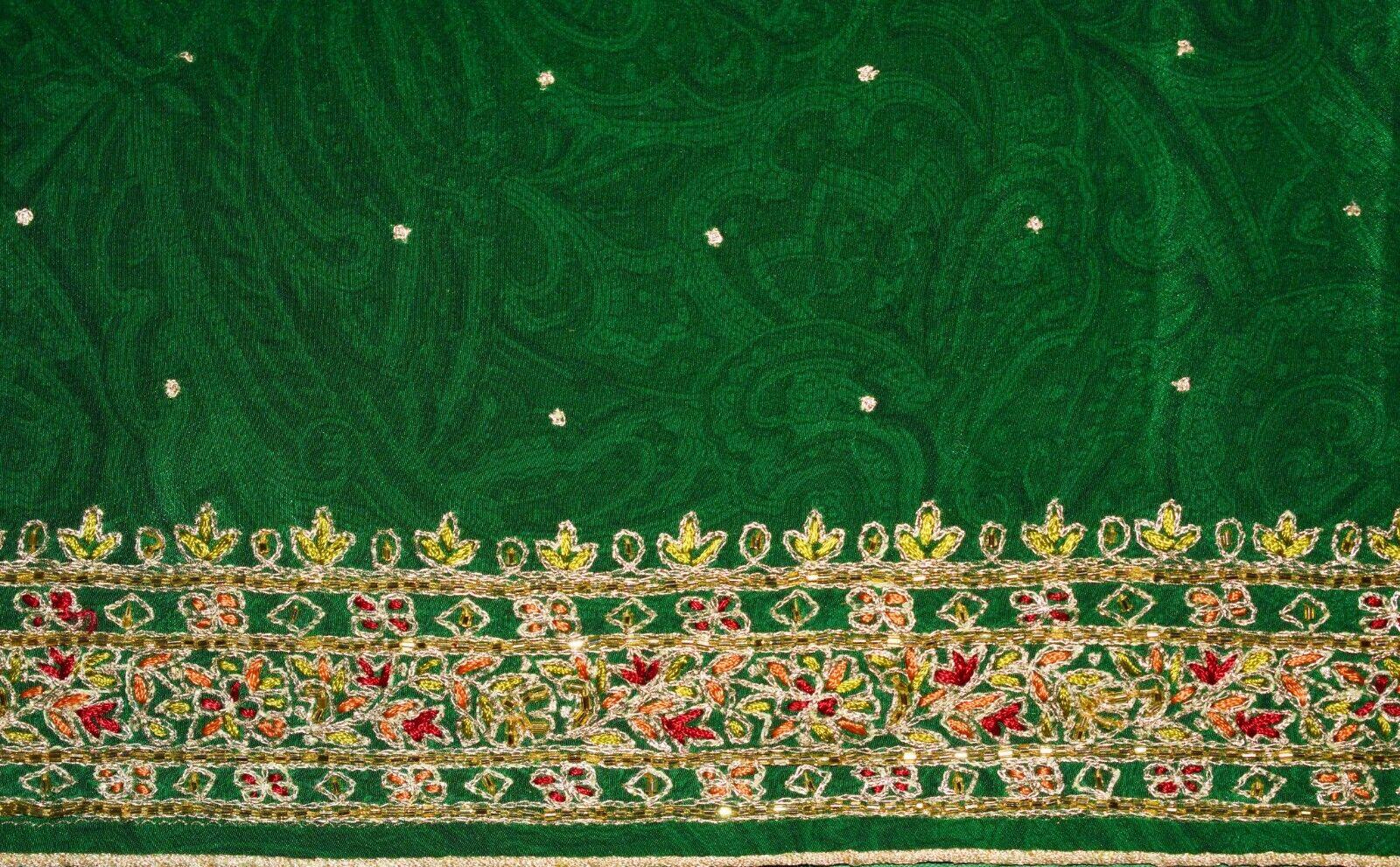 INDIAN DESIGNER VERY FAMOUS BRAND RITU KUMAR SARE… - image 2