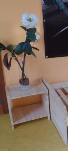 Kinderzimmer Jugendzimmer komplett Set Bett Schreibtisch Schrank Regal Massiv