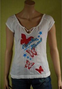 chemise-tunique-femme-TOMMY-HILFIGER-talle-L-T-40