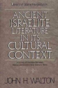 Ancient-Israelite-Literature-in-Its-Cultural-Context-A-Survey-of-Parallels