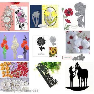 Flowers-Frame-Design-Metal-Cutting-Dies-DIY-Craft-Scrapbooking-Album-Die-Cuts