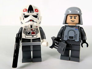 Lego Star Wars Minifigures Imperial AT-AT Driver