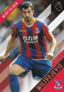 2017-18-Topps-Premier-League-or-Football-Cartes-a-Collectionner-41-Luka